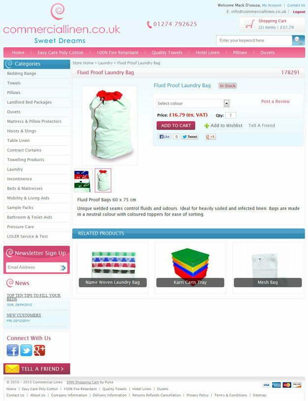 Commercial Linen