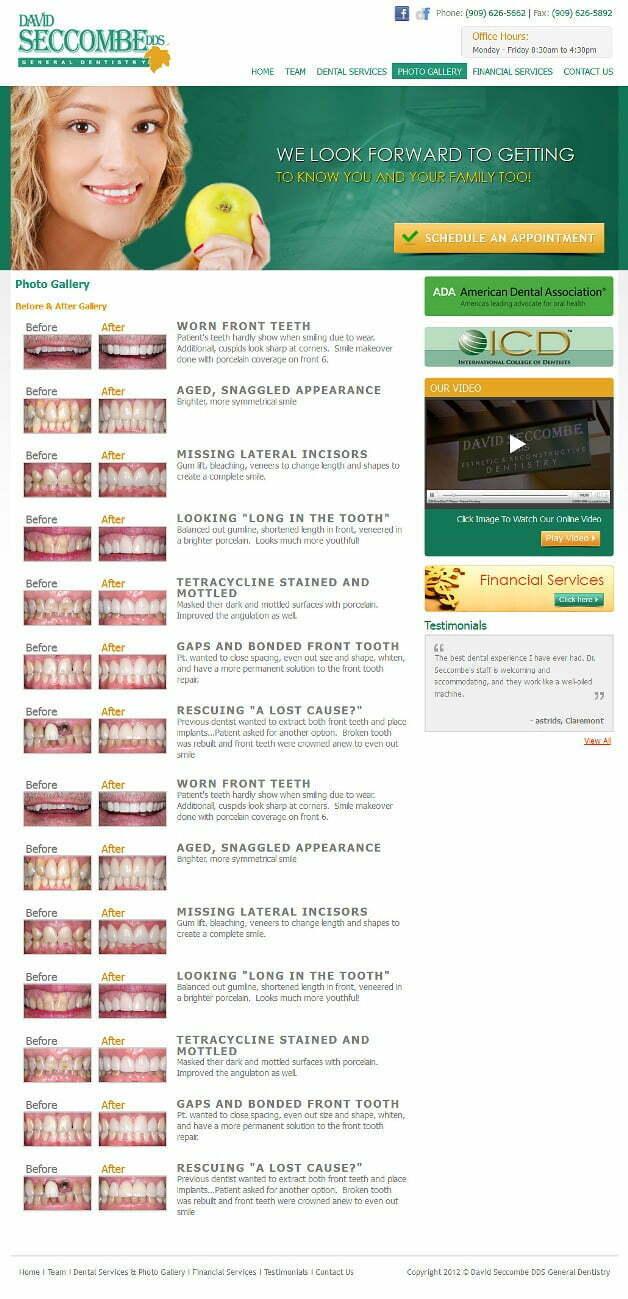 claremont-dentist.com