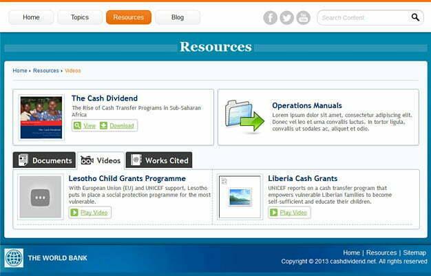 Cash Dividend