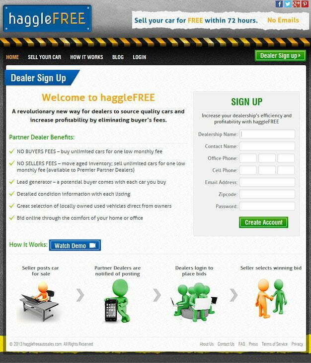 Haggle Free Auto Sales