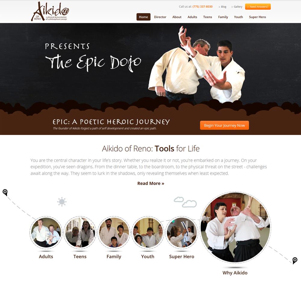 Aikido Dojo in Reno