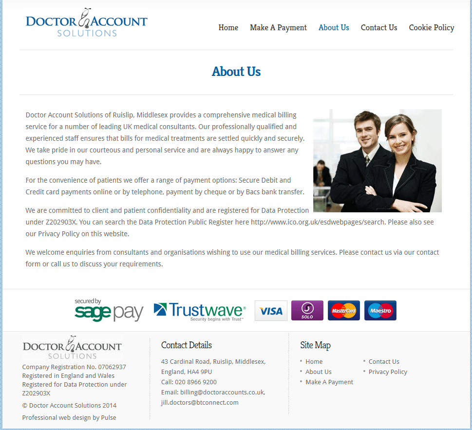 Doctor Accounts Solutions