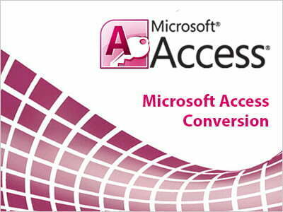 ms-access-conversion