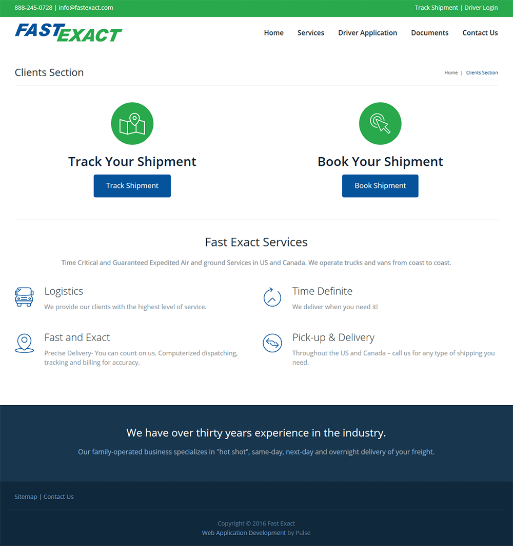 Fast-Exact-Clients-Section