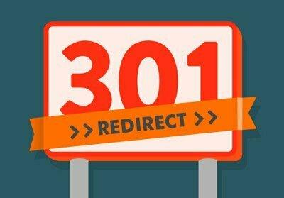 301 redirections