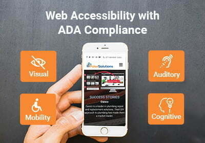 ADA Compliance leads to better conversions & accessibility