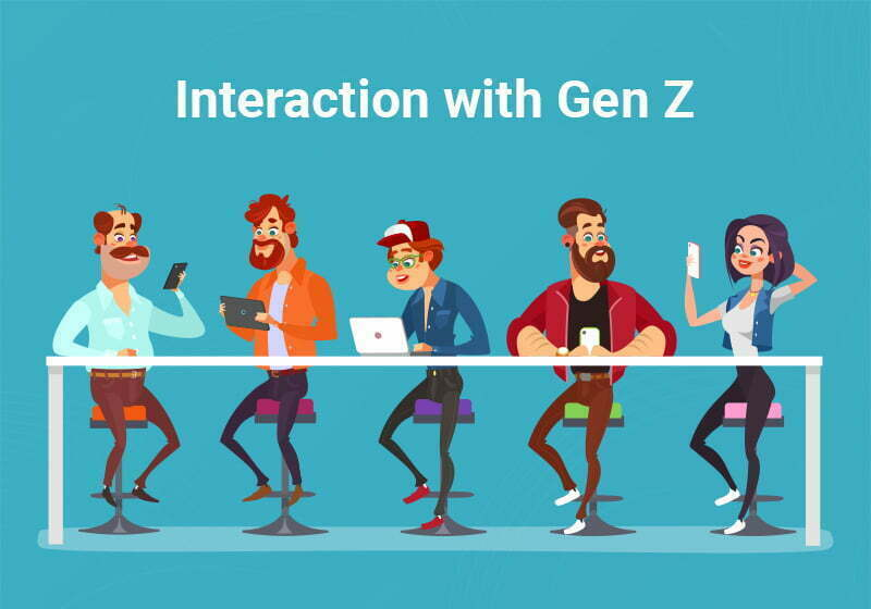 Interaction with GenZ
