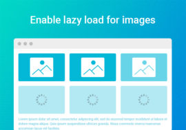 Enable lazy load for images